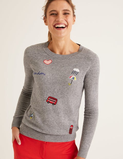 Pull Estella - Motif London