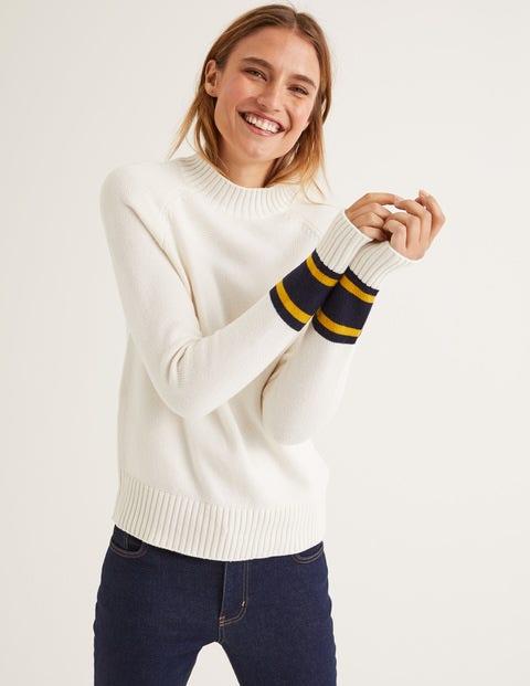 Flora Sweater - Ivory