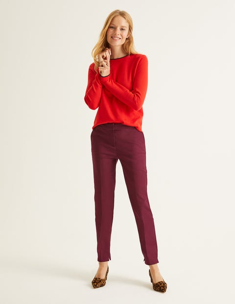 Richmond Pants - Ruby Ring