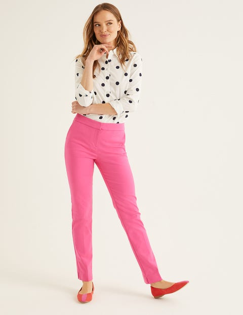 Richmond Trousers - Party Pink