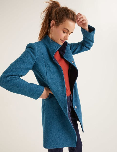 Hengrave Coat - Baltic