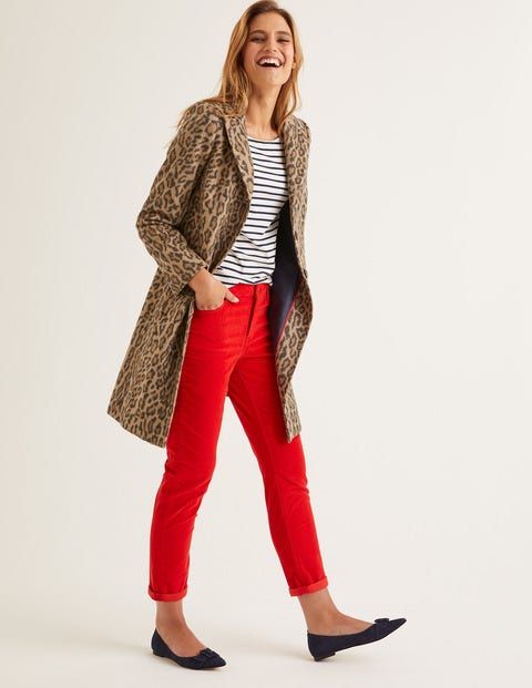 Stanhope Coat