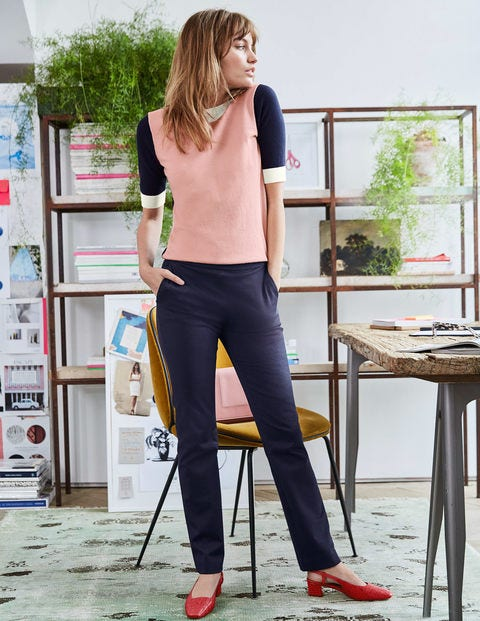 Bath Bi-Stretch 7/8 Trousers
