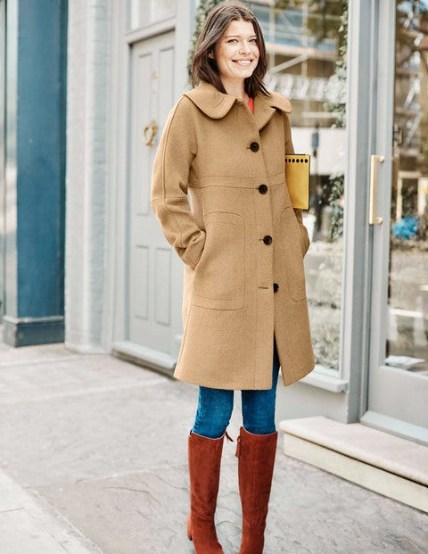 Pym Coat