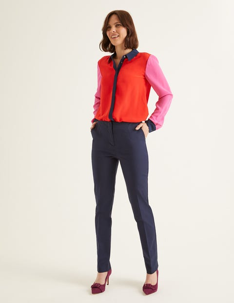 Kensington Trousers - Navy