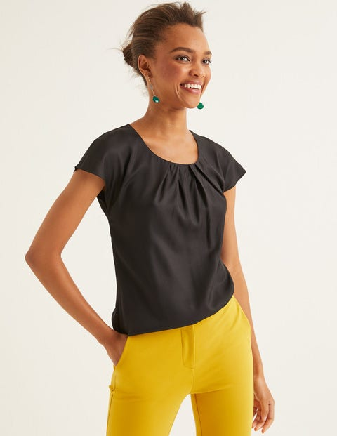 Ravello Top - Black