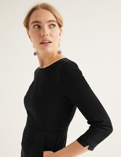 Coraline Dress Black Boden Us