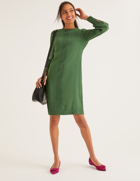 Miriam Dress - Broad Bean