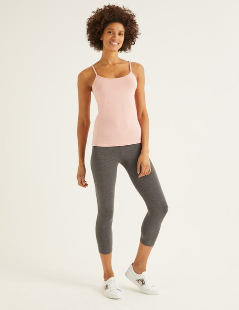 Plain Cami - Chalky Pink