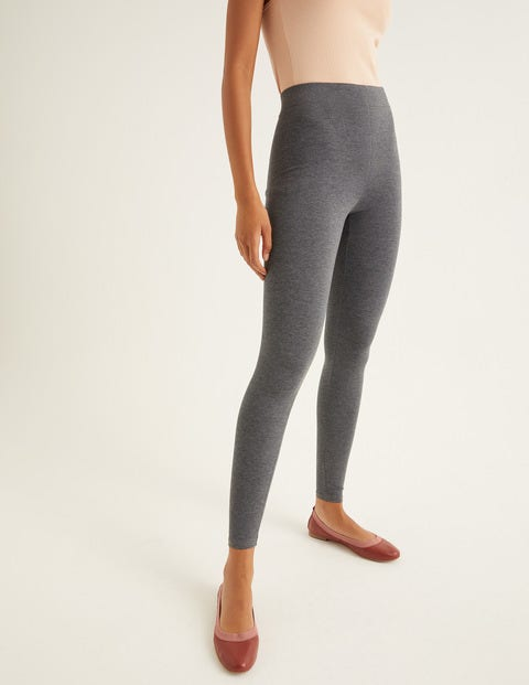 BODEN  grey  leggings  size 10  NEW   WT037