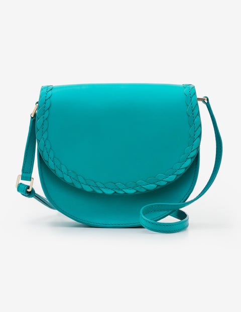 Lingfield Mini Saddle Bag - Ultramarine