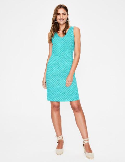 Melinda Jerseykleid Blue Damen Boden, Blue
