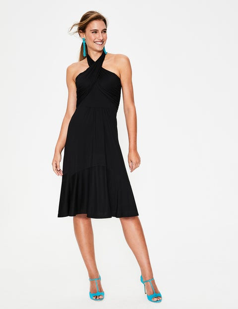Lilah Multi-Way Dress - Black
