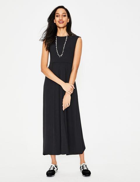 b40accbb69b Polly Jersey Midi Dress - Black