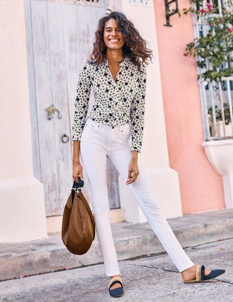 Soho Skinny Jeans - White