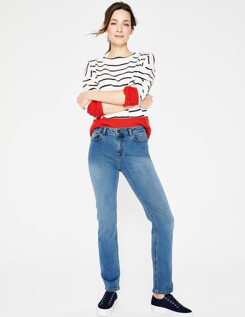 Trafalgar Jeans Mit Geradem Bein - Dark Vintage