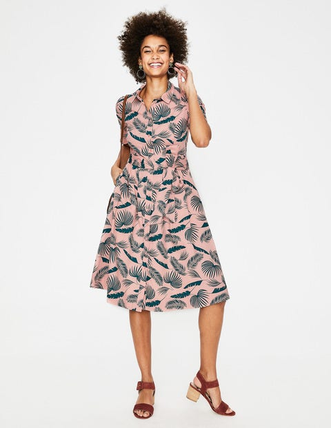 Anastasia Hemdblusenkleid Pink Damen Boden, Pink