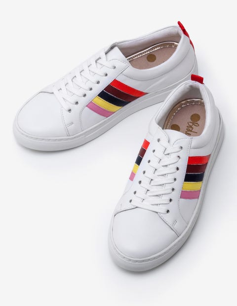 Classic Trainers - Rainbows