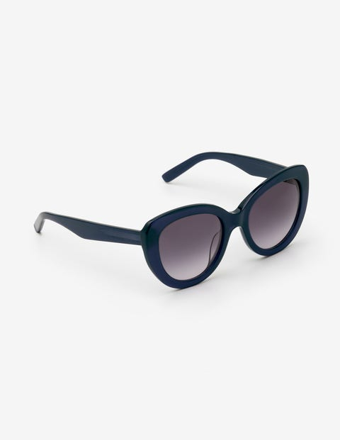 Marseille Sunglasses - Navy