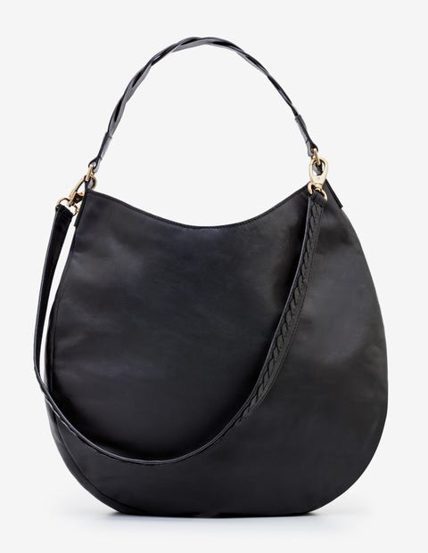 Lingfield Shoulder Bag - Black
