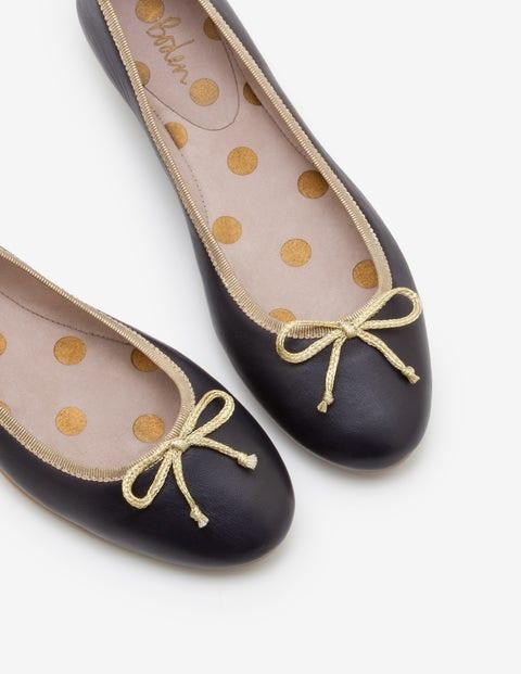 Ballerinas - Navy