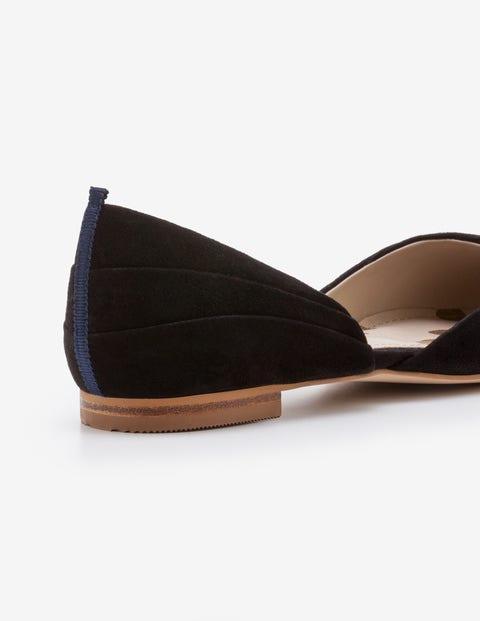78204b490 Chaussures Plates Henrietta - Noir
