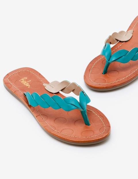Clementine Flip Flops - Indian Ocean