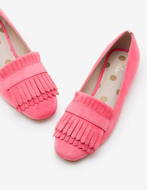 Melody Loafers - Garden Rose