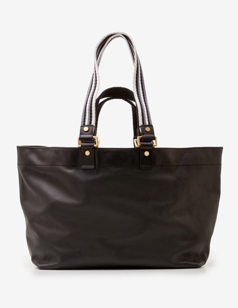 Edinburgh Shopper - Black