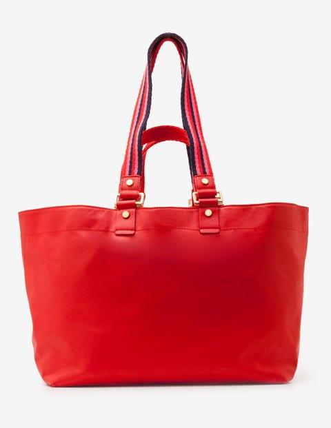Edinburgh Shopper - Red Pop