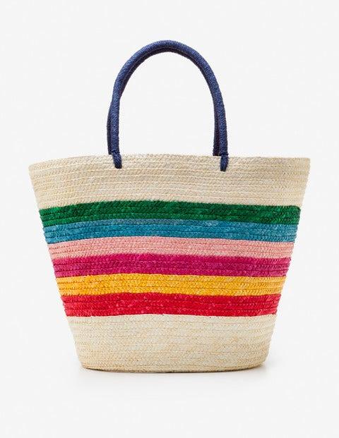 Corsica Beach Bag - Stripe