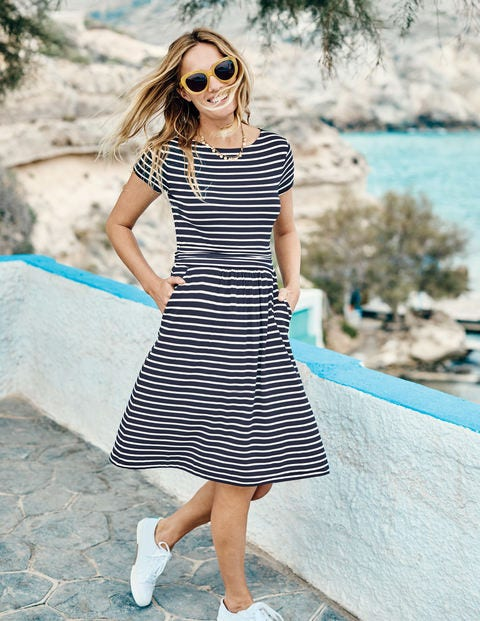 Amelie Jersey Dress