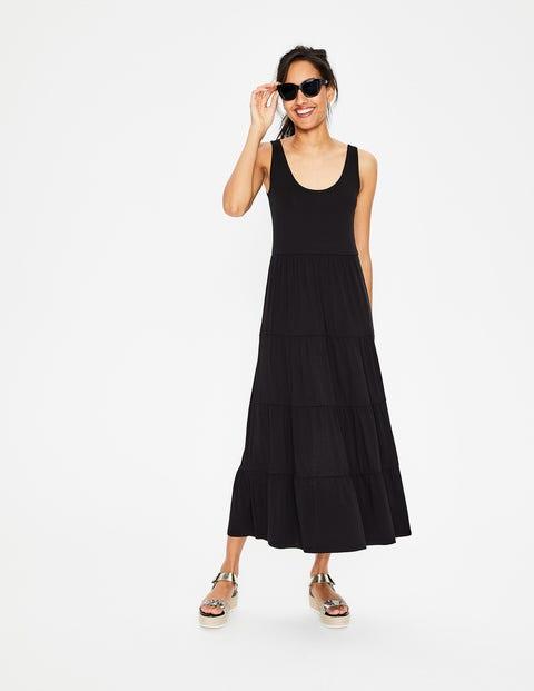 Jersey Maxi Dress