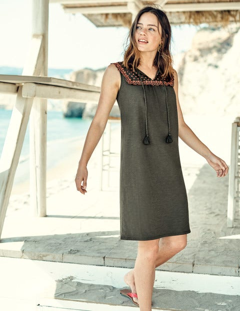 Nella Jersey Dress