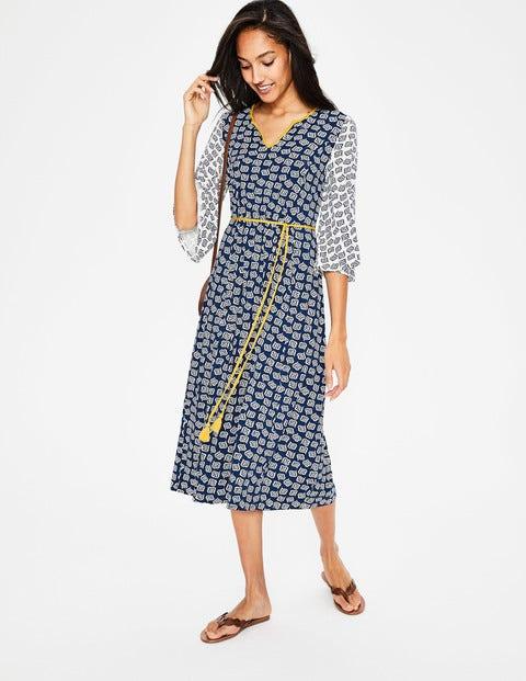 ffc3b84b679 Bella Jersey Midi Dress