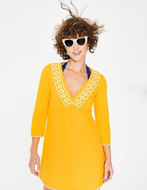 Rosanna Jerseytunika Yellow Damen Boden, Yellow