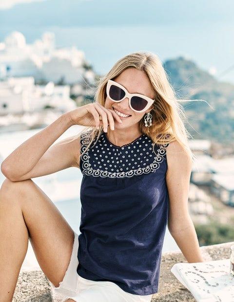 616dfe95fe Tops & T-shirts for Women | Ladies' Tops | Boden UK