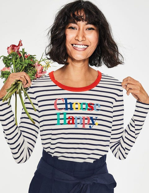 Make A Statement Breton - Choose Happy