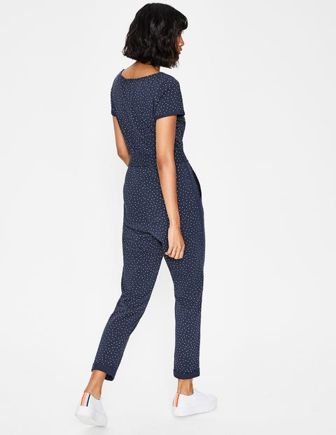 7fed9ba0cf7 Caitlin Jersey Jumpsuit J0393 Dresses at Boden