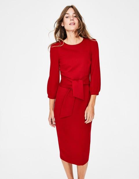 Josephine Ponte Dress J0408 Special Occasion Dresses At Boden