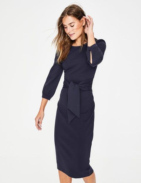 Josephine Ponte Dress J0408 Dresses At Boden