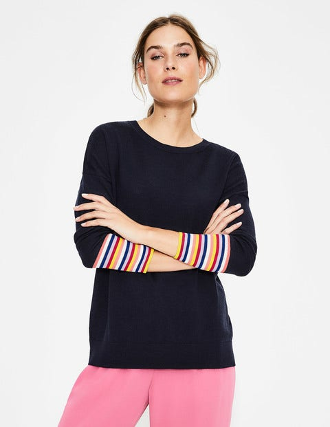Cassandra Sweater K0082 Sweaters At Boden