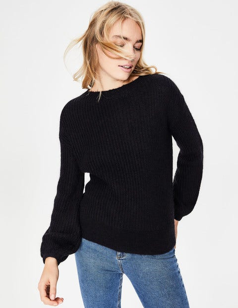 Francesca Sweater - Black