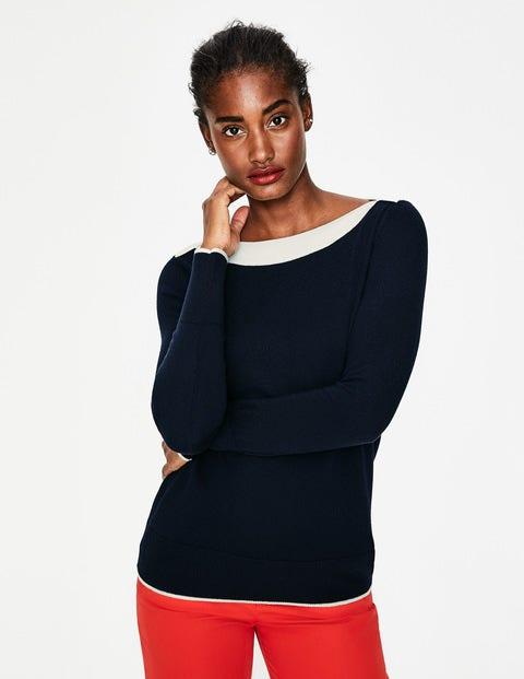 Louisa Sweater - Navy