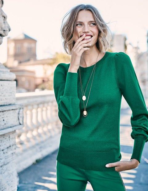 Antonia Jumper - Forest Green