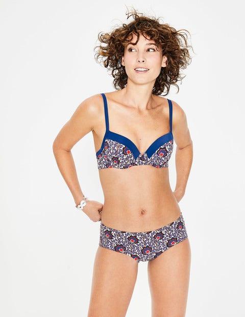 Mix & Match Bikini Shorts - Island Bloom