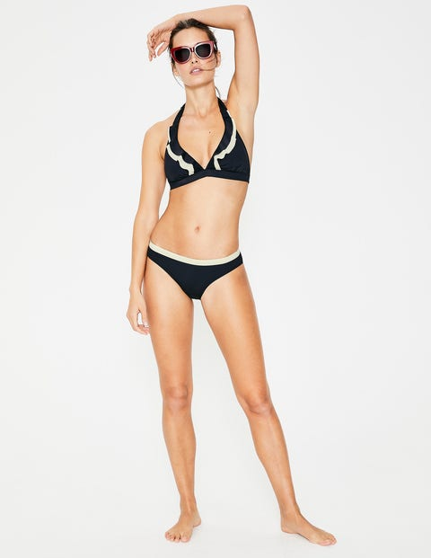 Mykonos Bikini Bottoms - Navy