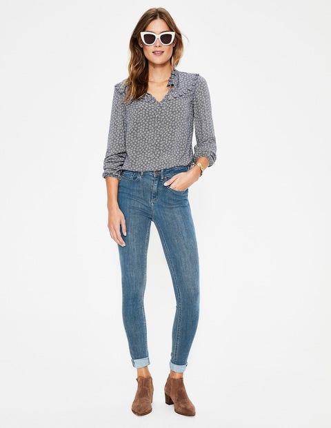 Mayfair Modern Skinny Jeans - Mid Vintage
