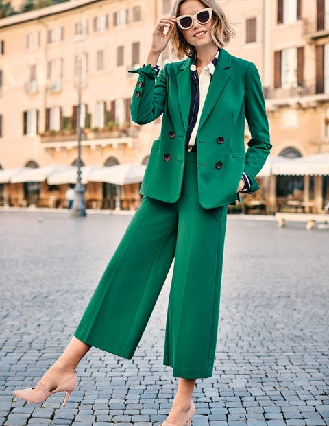 Hampshire Ponte Culottes - Forest
