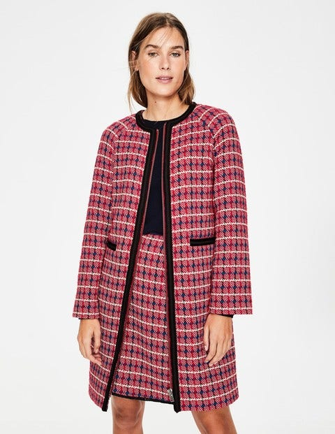 Eadie Textured Coat